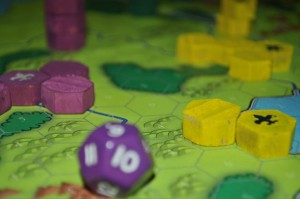 Making your wooden game board pieces